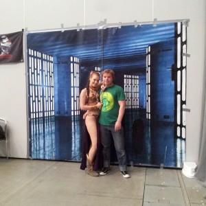 Leia og meg