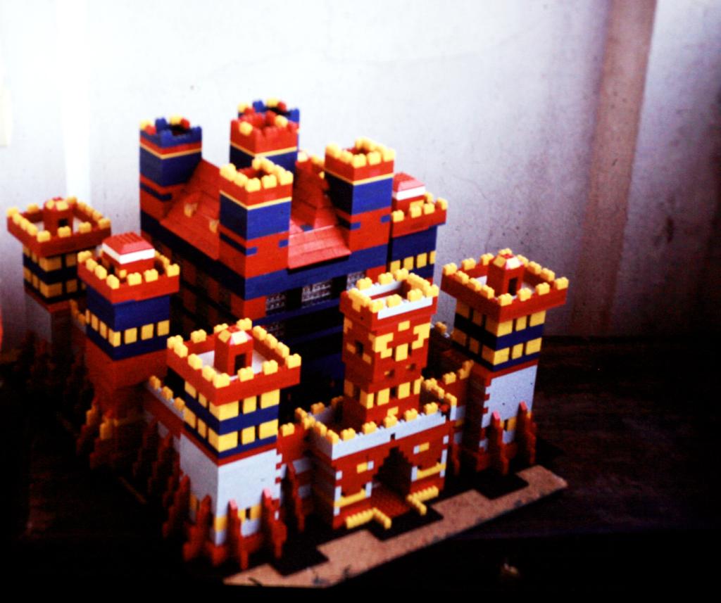 Falsk Lego