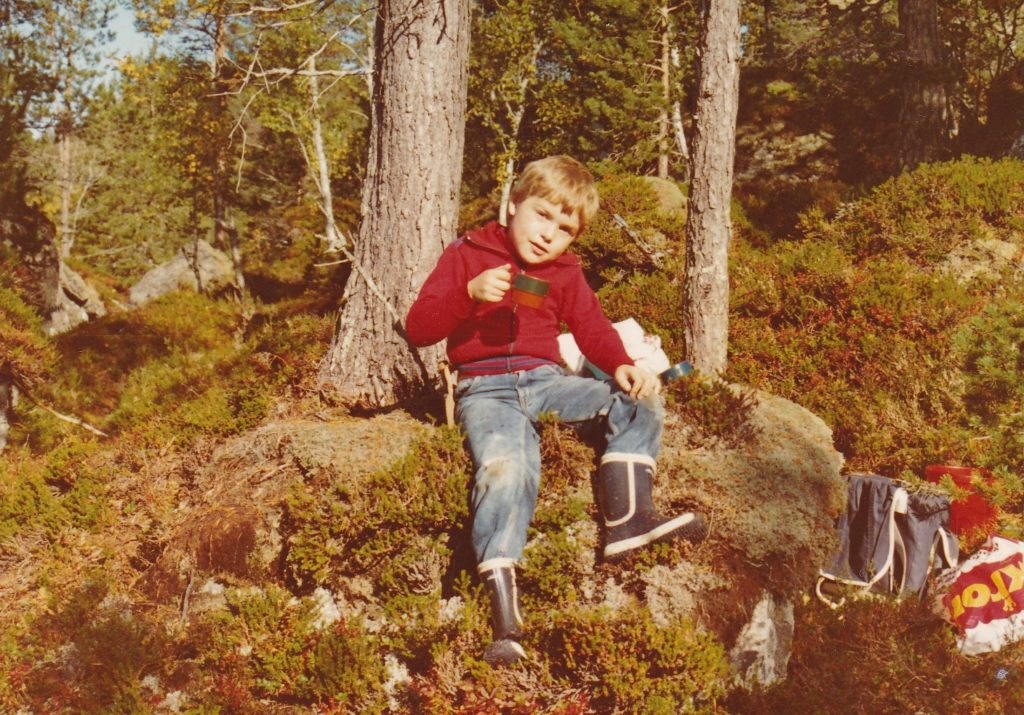 Ego da jeg var 9