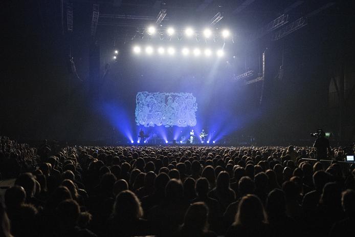 A-ha i Trondheim Spektrum