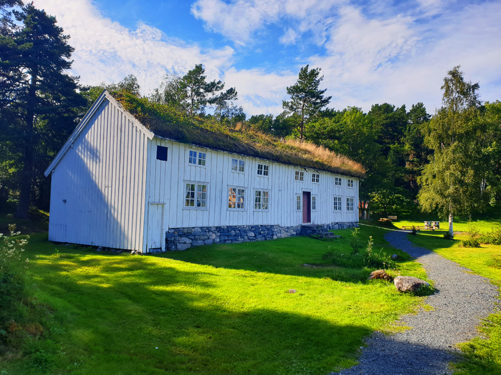 Fiskerimuseet på Hjertøya