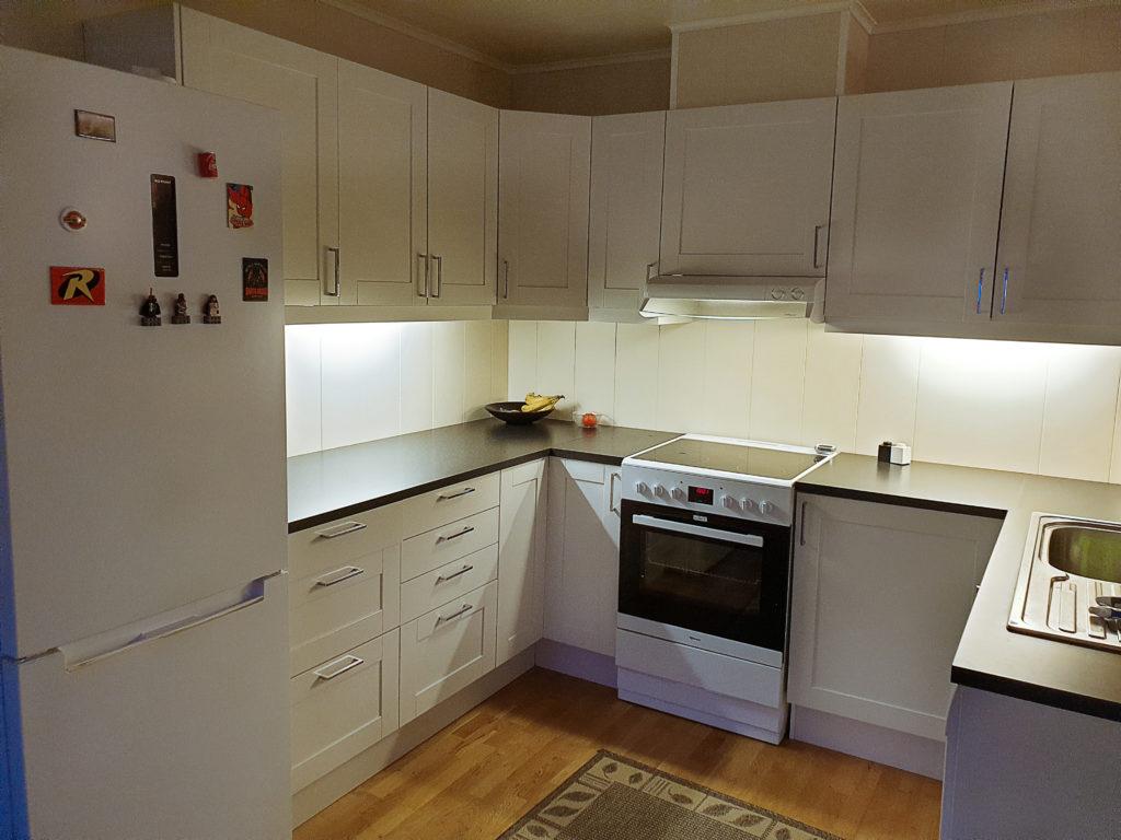 Kjøkkenkroken til Hogne