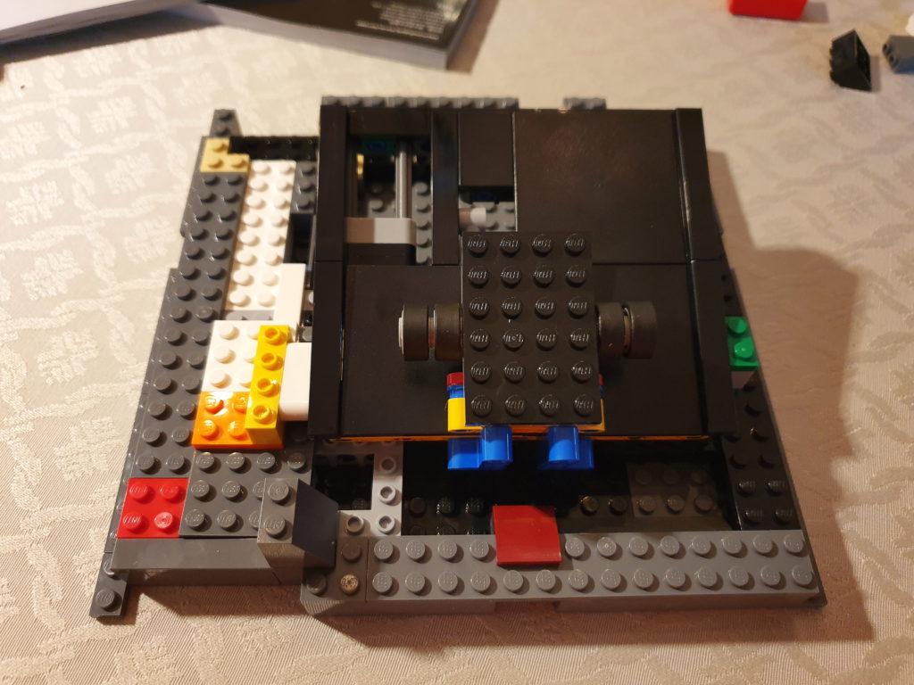 Innmat på Lego NES