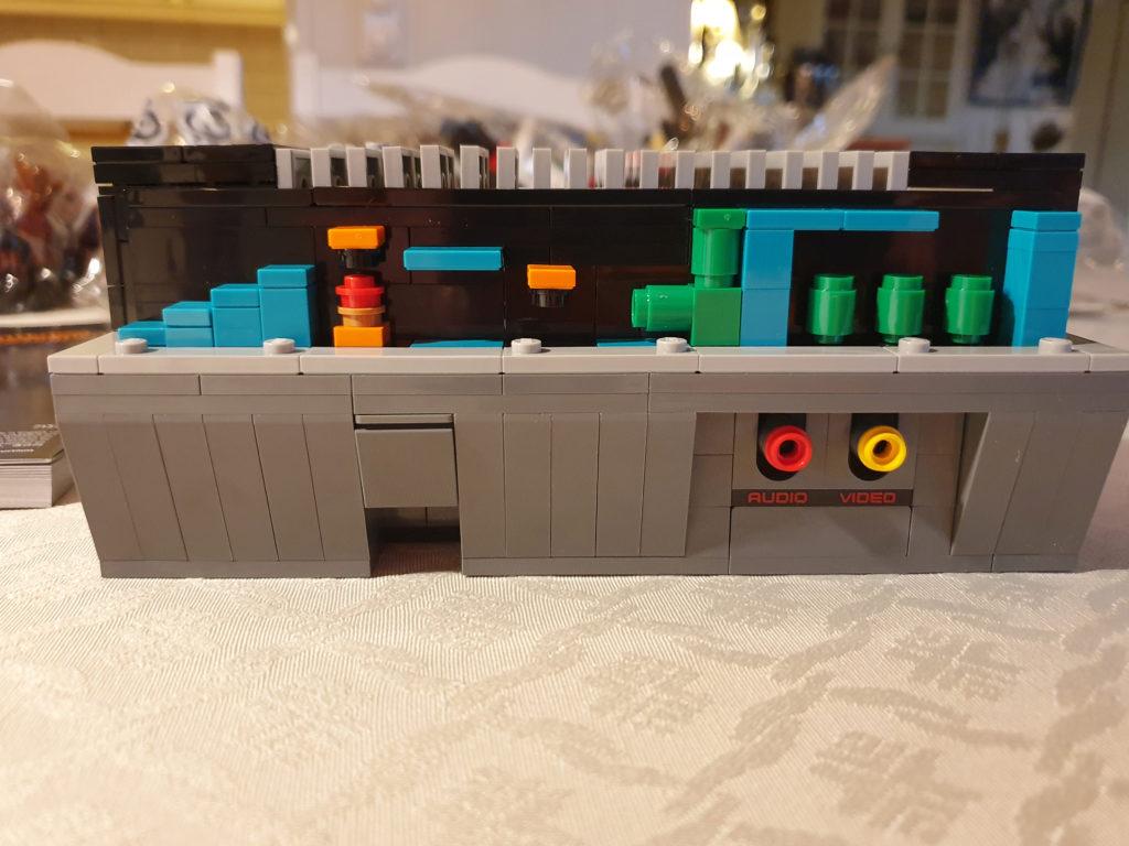 Påskeegg på Lego NES