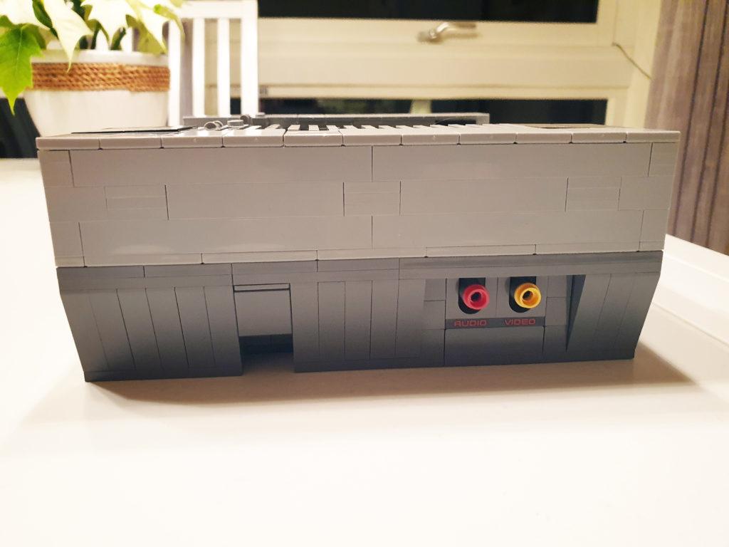 Påskeegg på Lego NES skjult