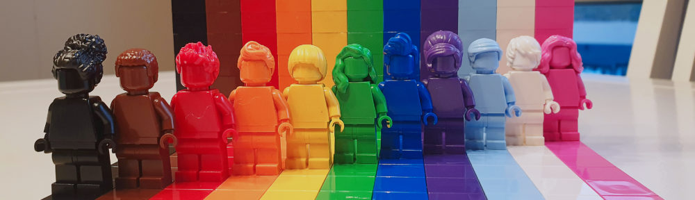 Everyone is awesome Lego