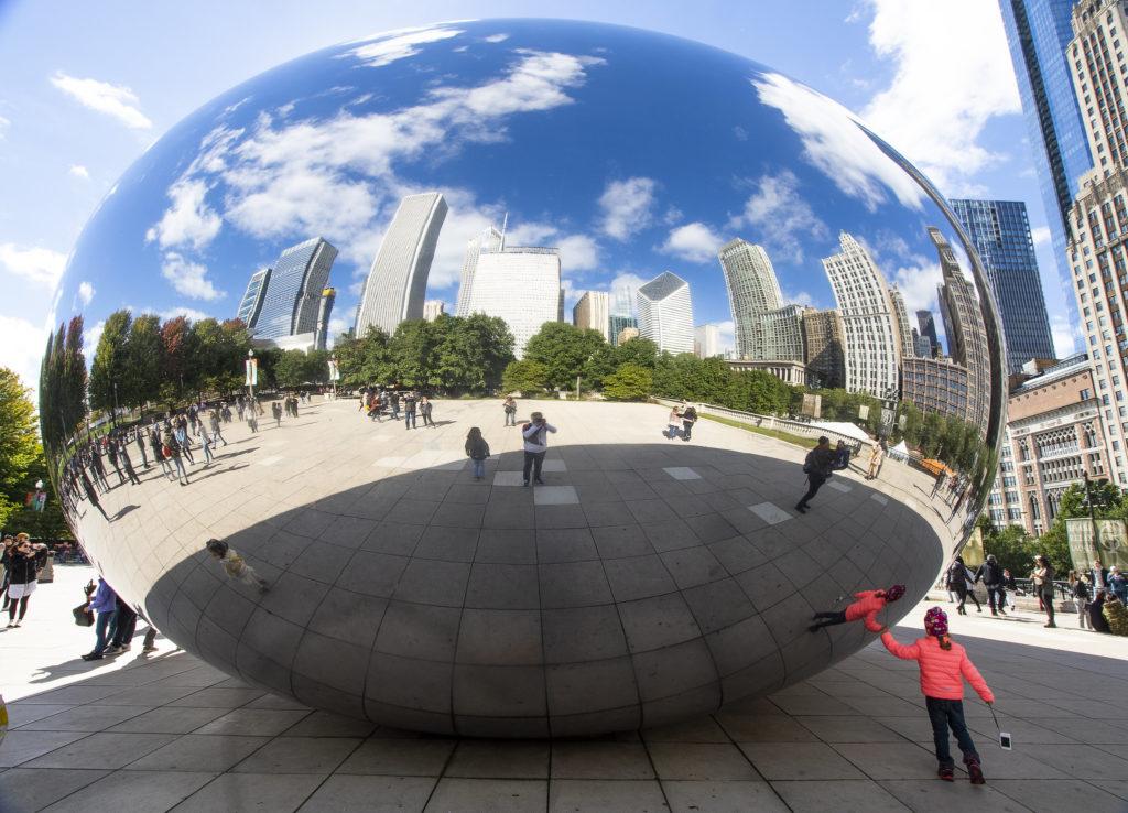 The Bean i Chicago