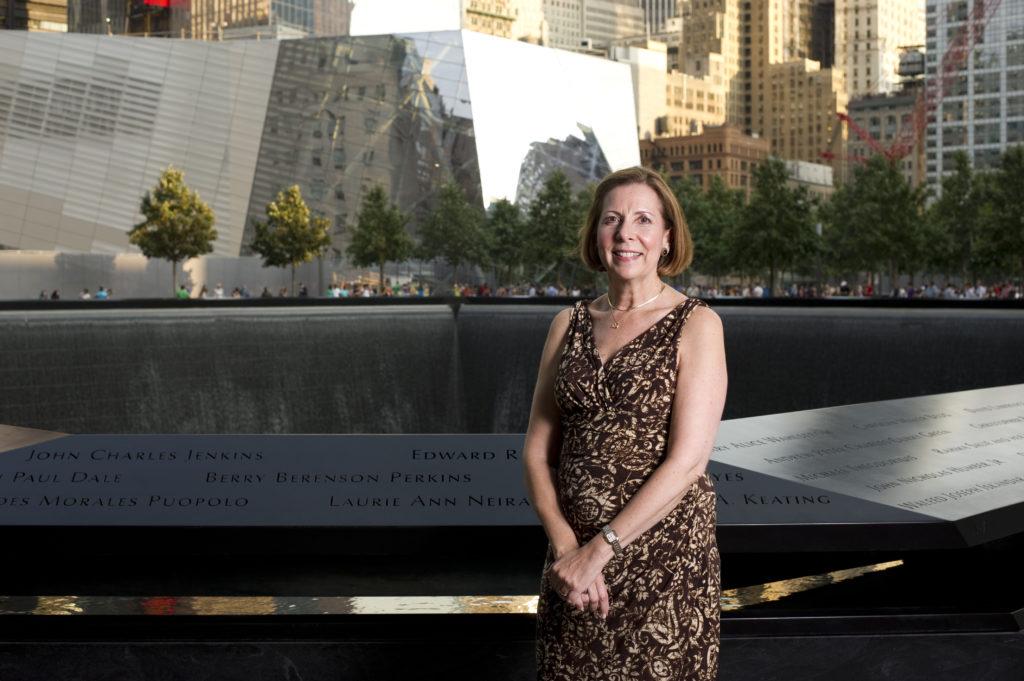 Alice Greenwald - direktør for 9/11-museet